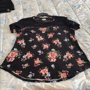 Ultra Flirt Plus blouse
